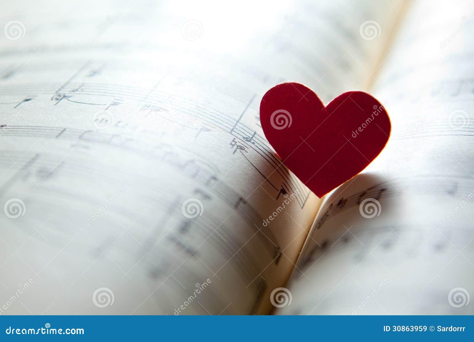 Amour pour la musique