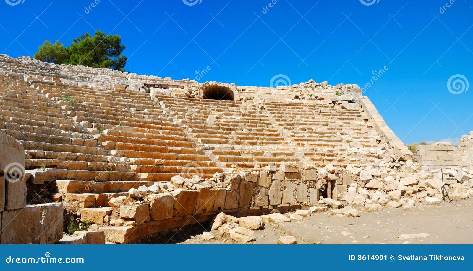 Amphitheater antigo