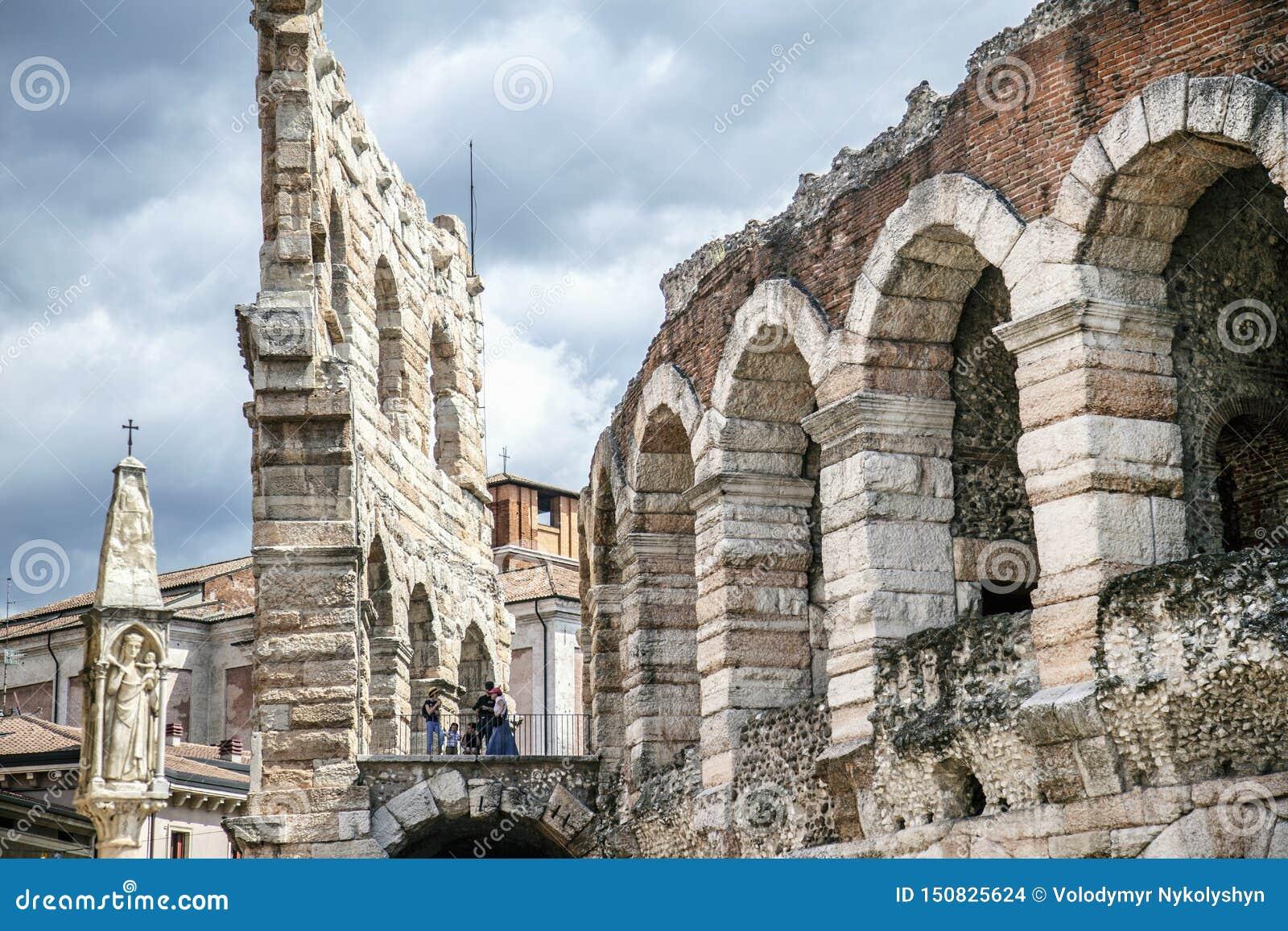 Amphitheater romano