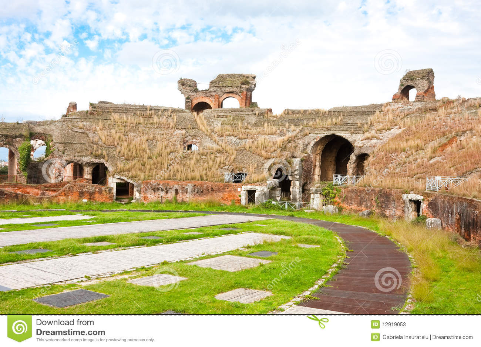 Amphitheater Santa- MariaCapua Vetere