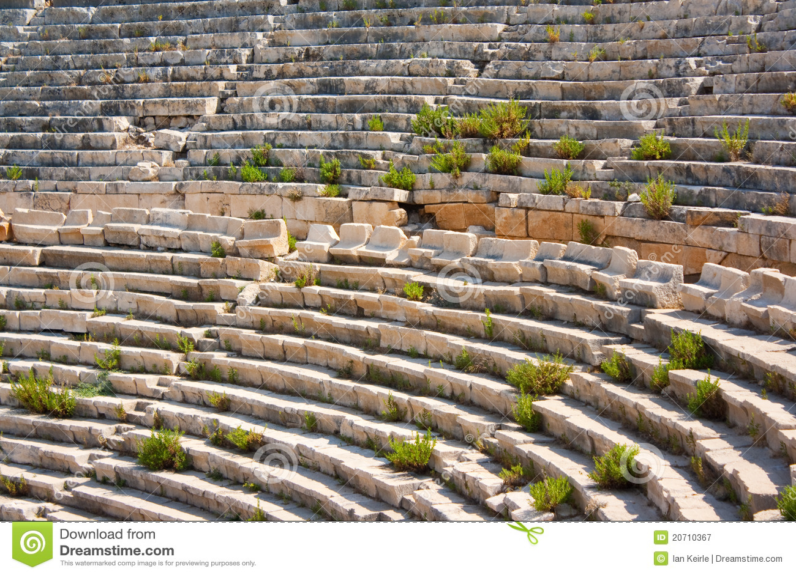 Amphitheatre 1 de Patara