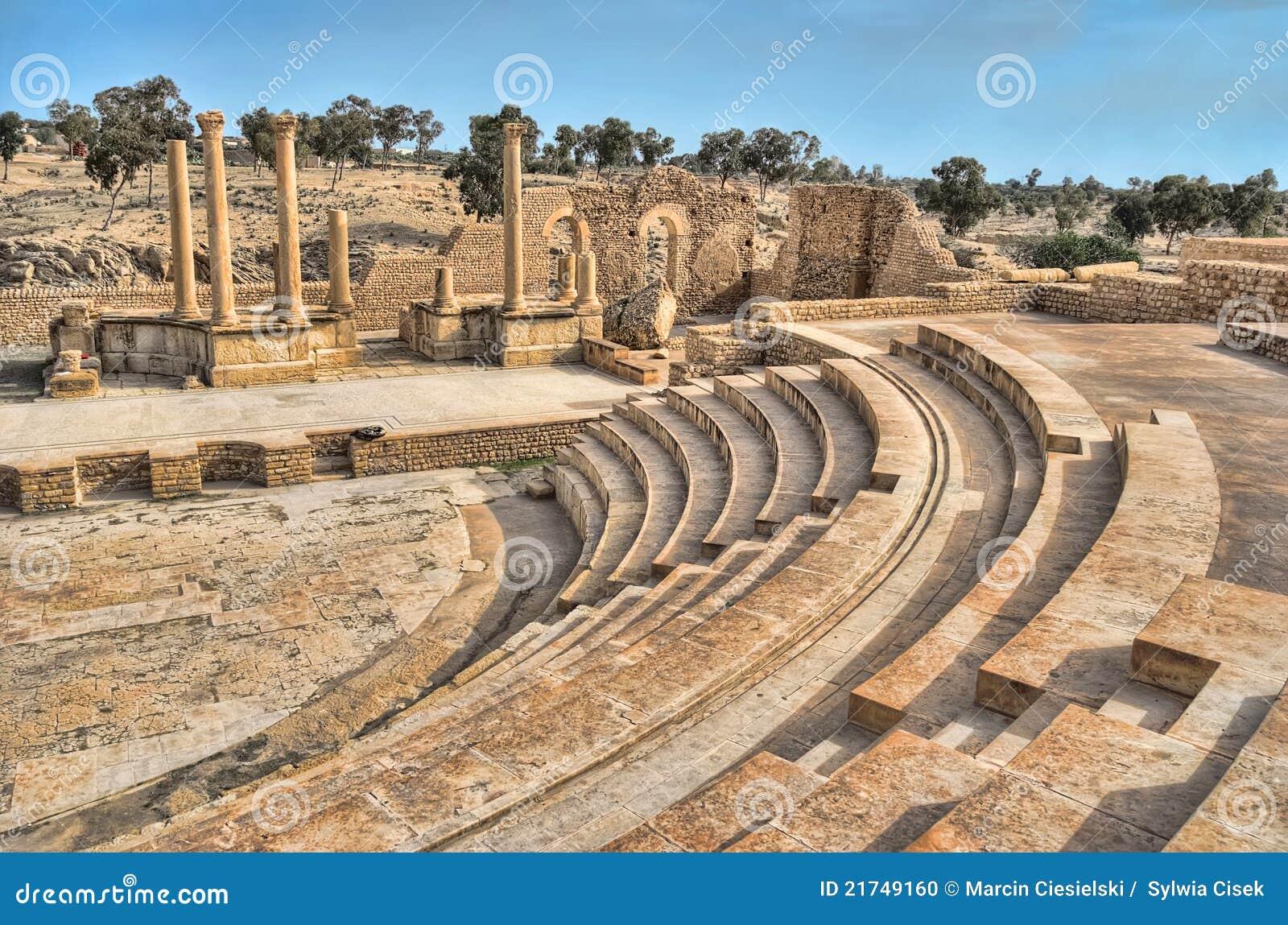 Amphitheatre antigo