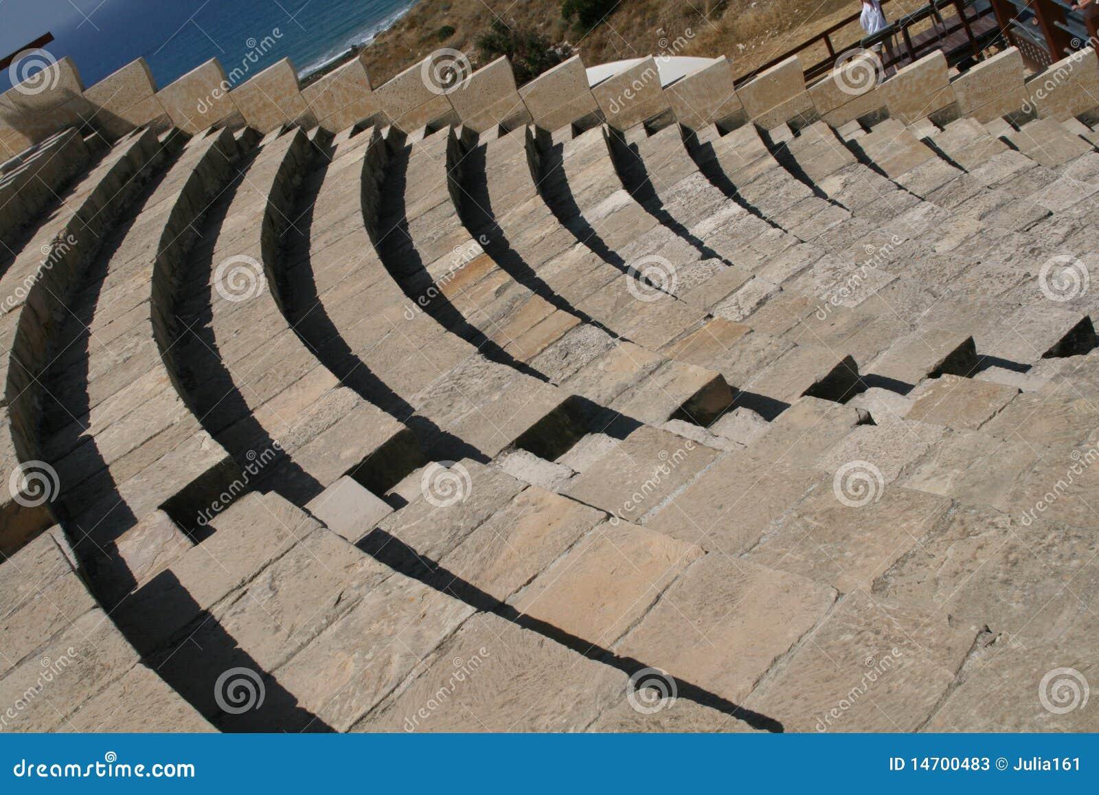 Amphitheatre de Curion. Chipre