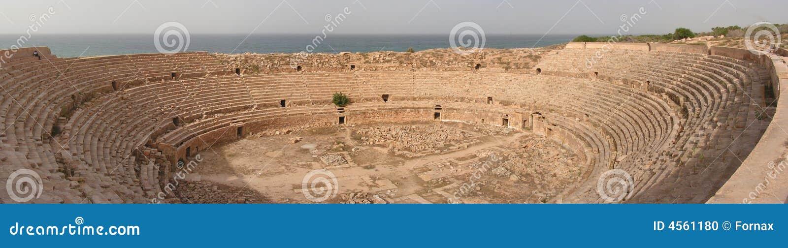 Amphitheatre de Leptis