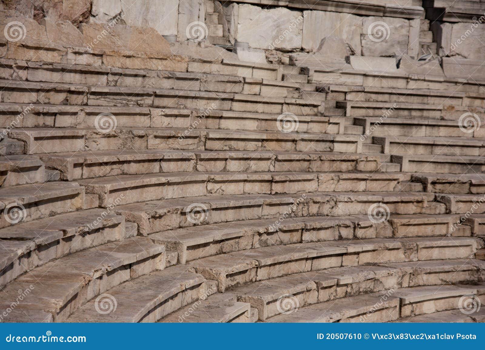 Amphitheatre de Plovdiv