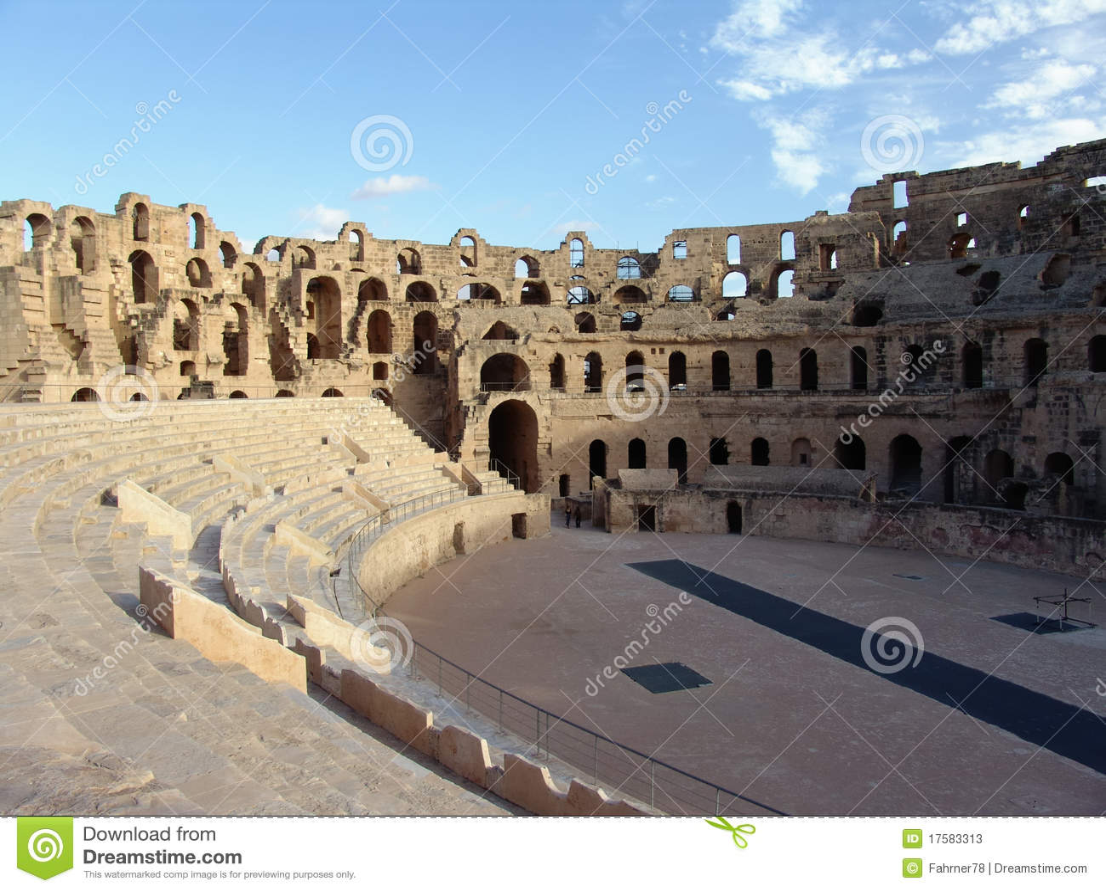 Amphitheatre do EL Jem