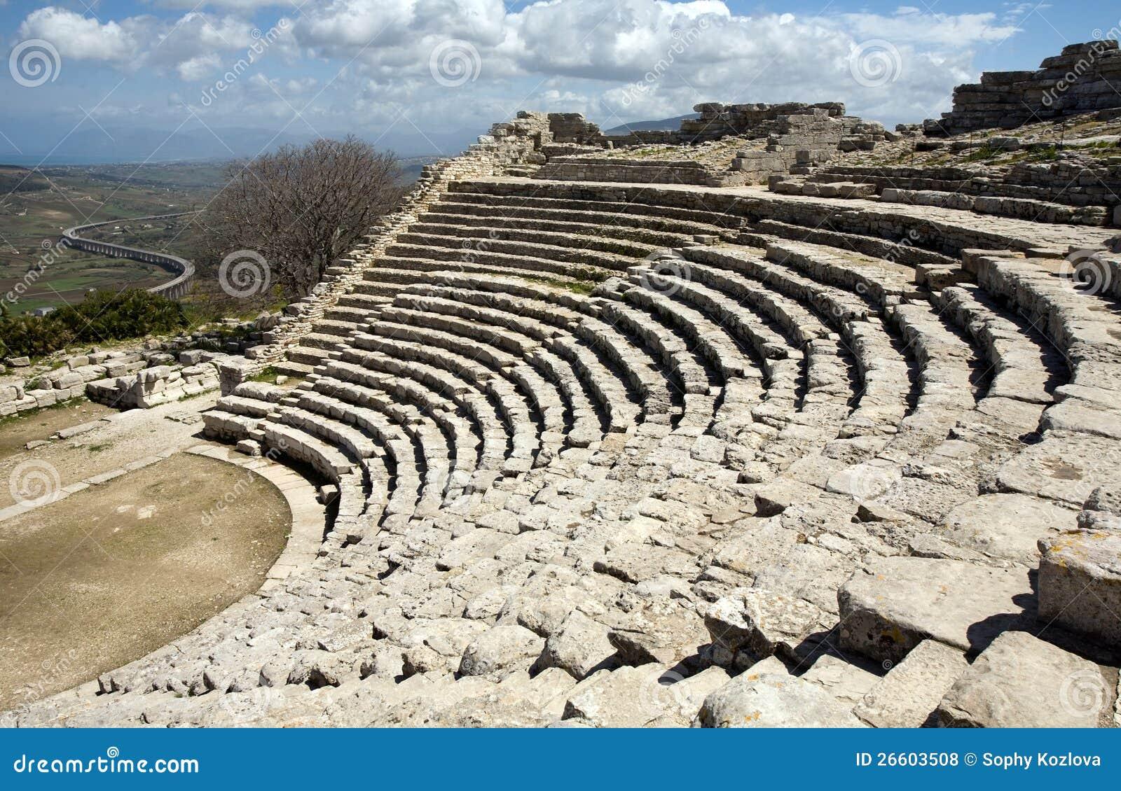 Amphitheatre do grego clássico