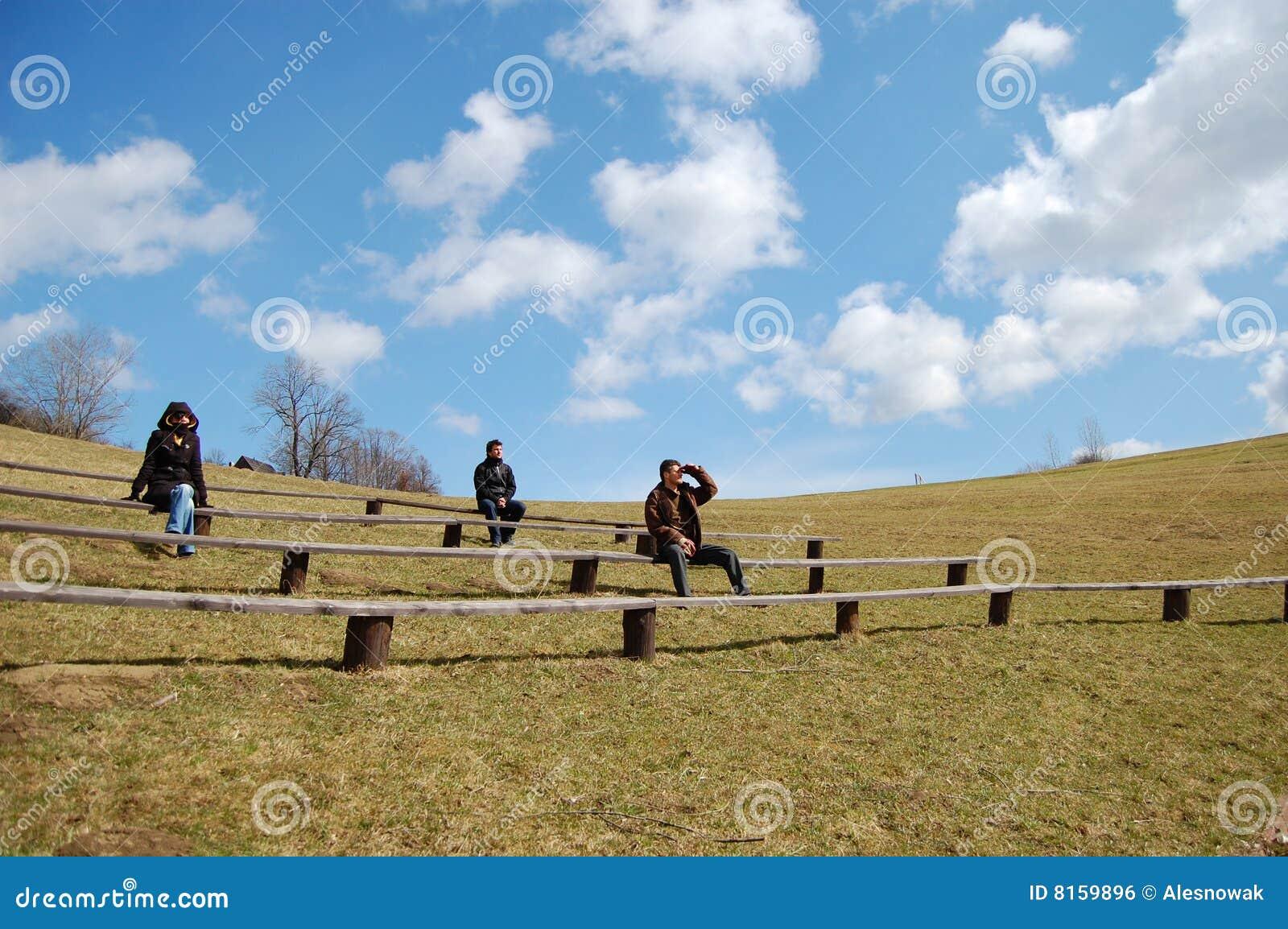 Amphitheatre natural