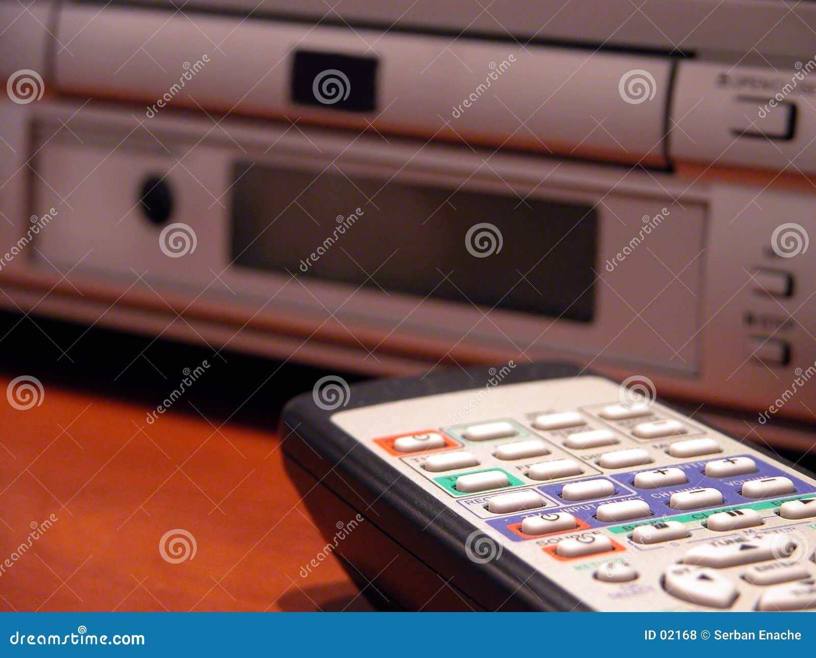 Amplificador e telecontrole