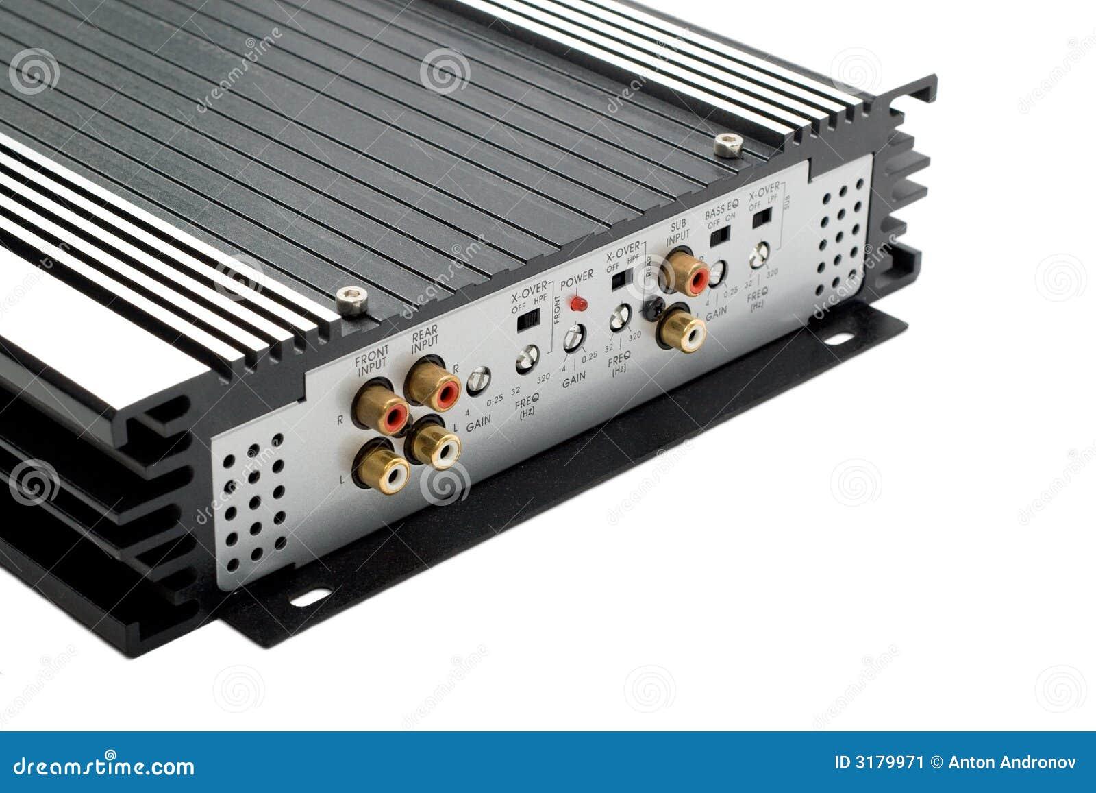 Amplificador isolado