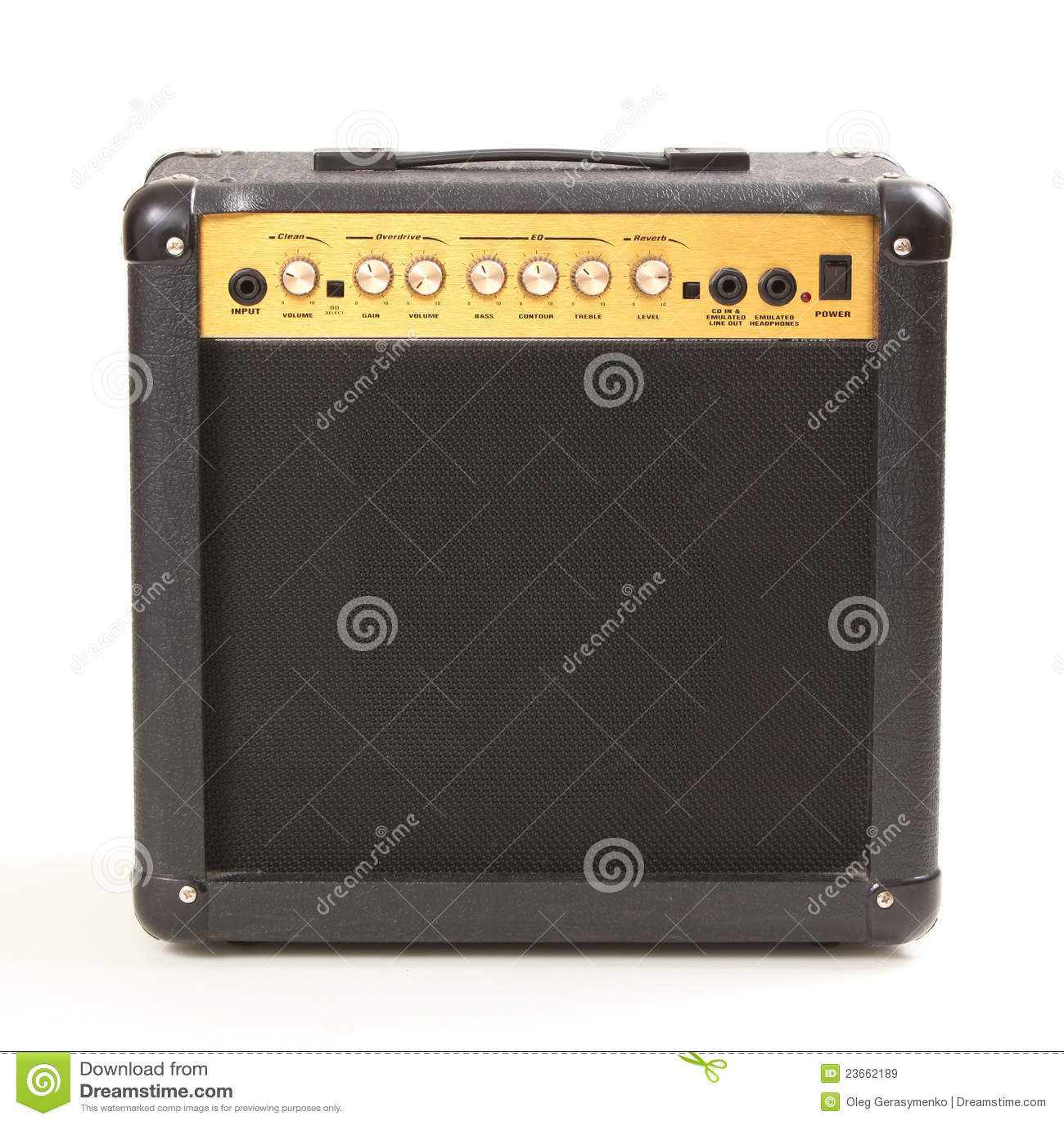 Amplificateur de guitare