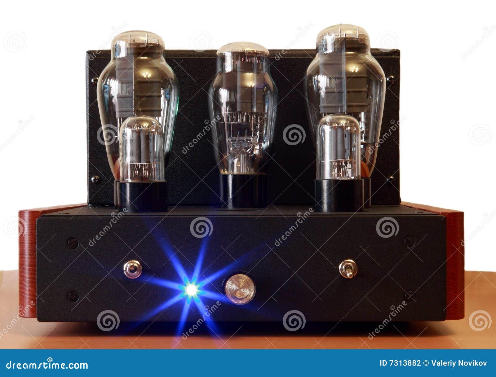 Amplificatore della valvola elettronica