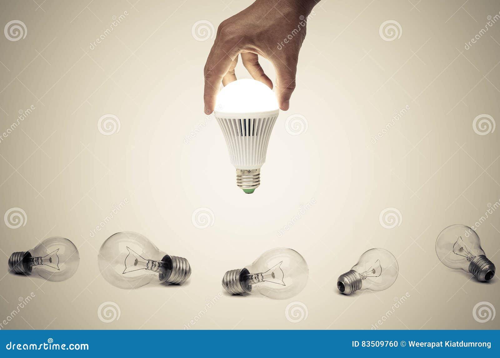Ampoule aboutie