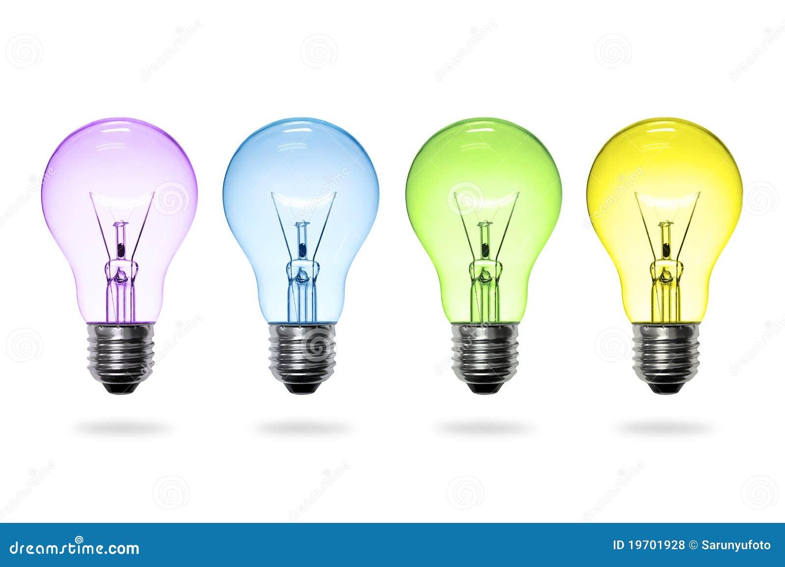 ampoule colore - Ampoule Colore