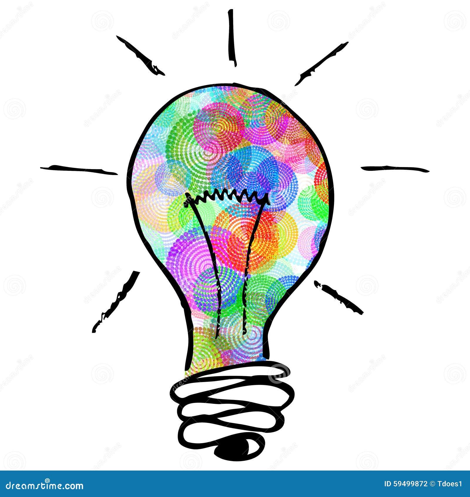 ampoule colore crative - Ampoule Colore