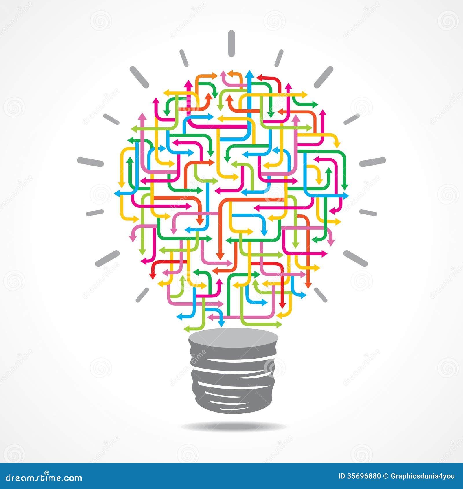 ampoule colore de flche - Ampoule Colore