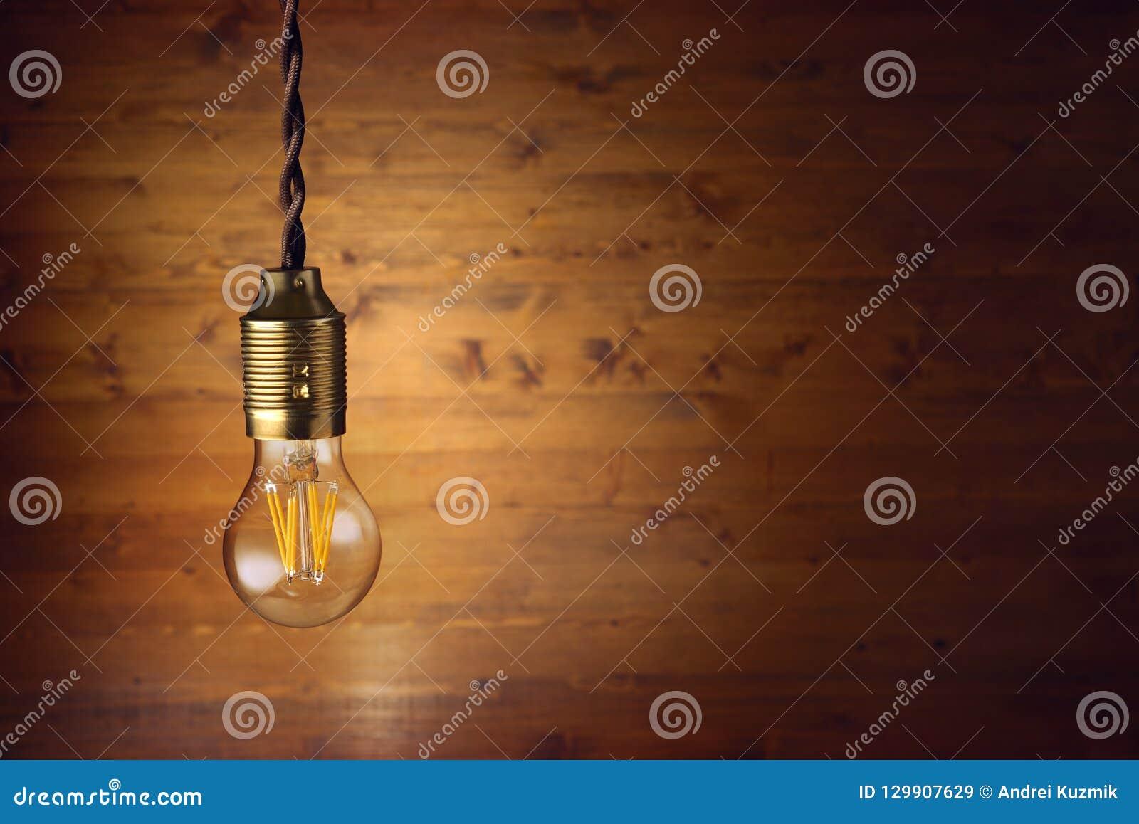 Ampoule de filament de LED