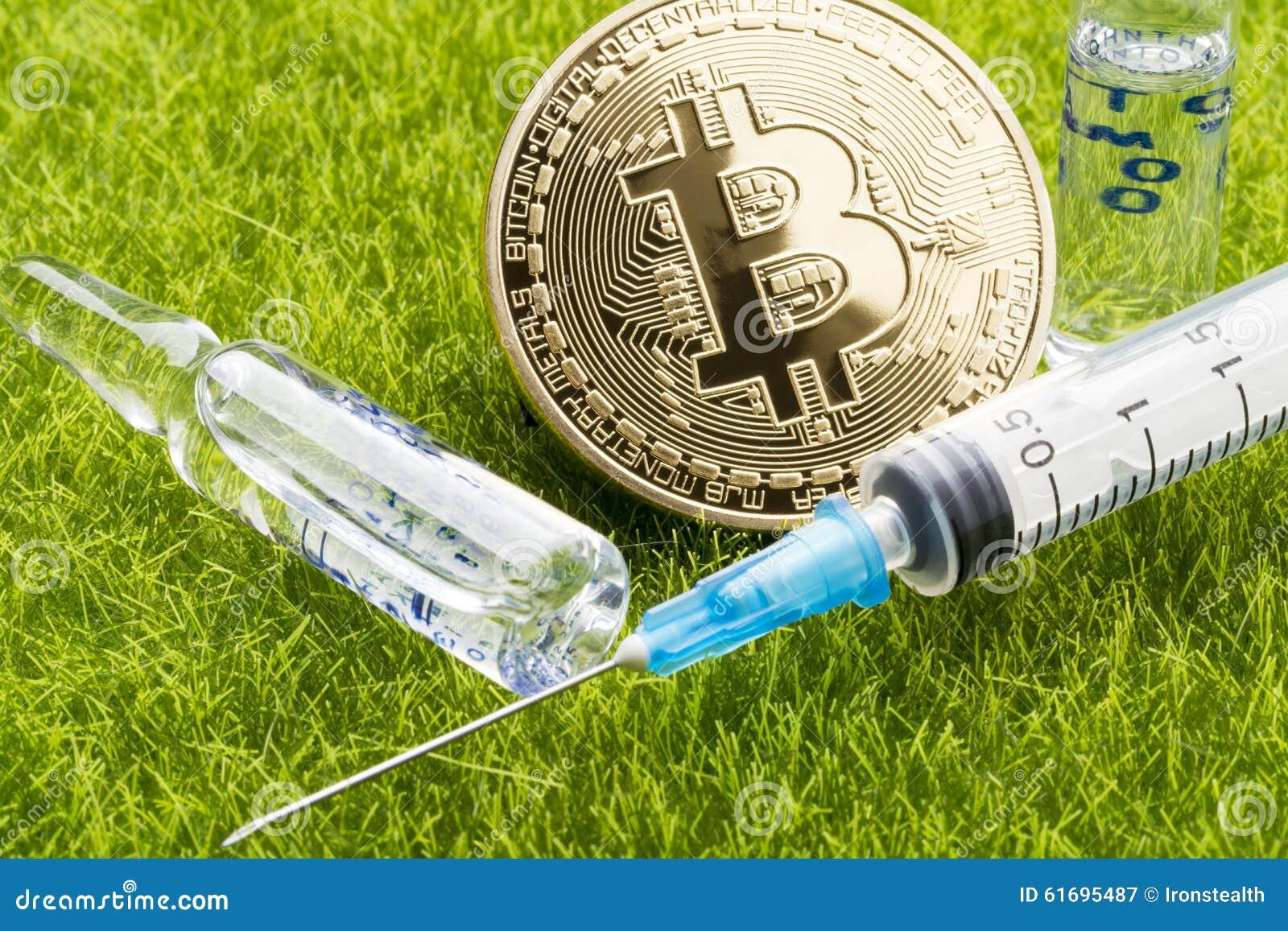 bitcoin healthcare