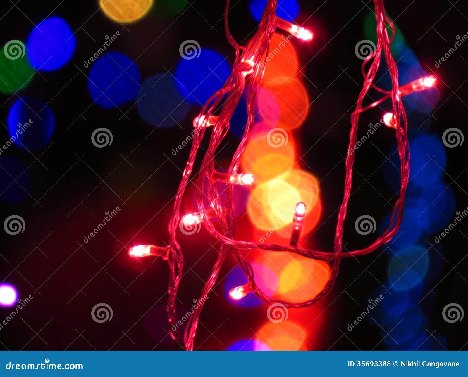 Ampoules de festival
