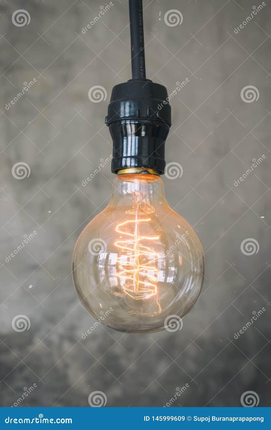 Ampoules de style antique d?coratif d edison Ampoules de cru pendant des plafonds