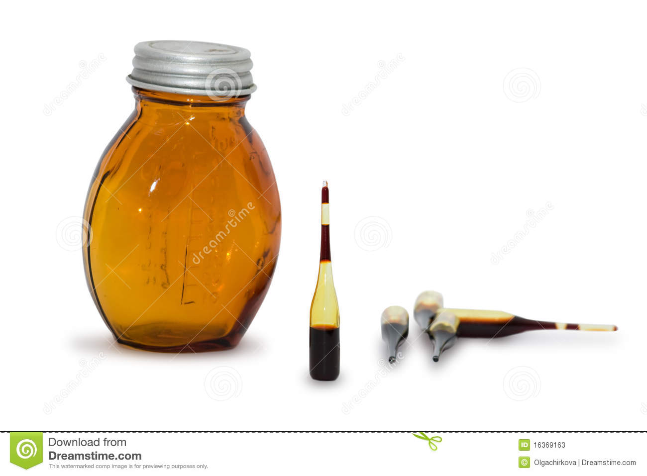 Gallery For > Iodine Bottle Clipart