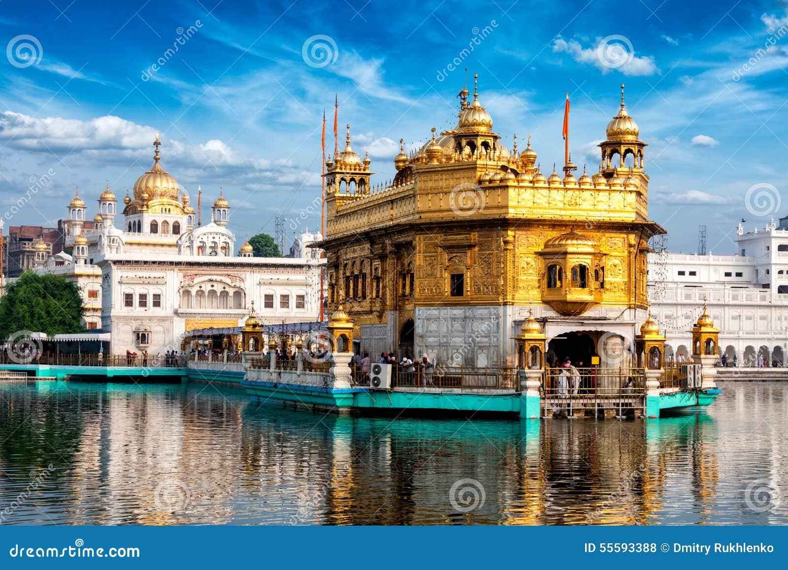 Amritsar złota świątynia