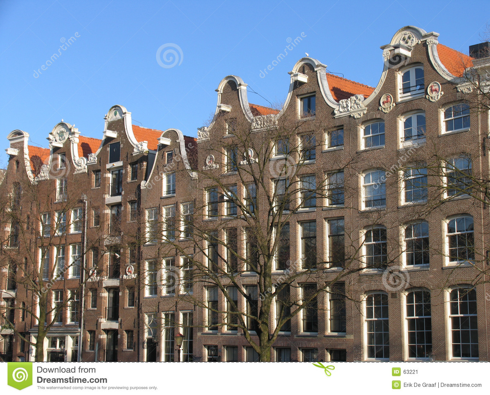 Amsterdam architektury