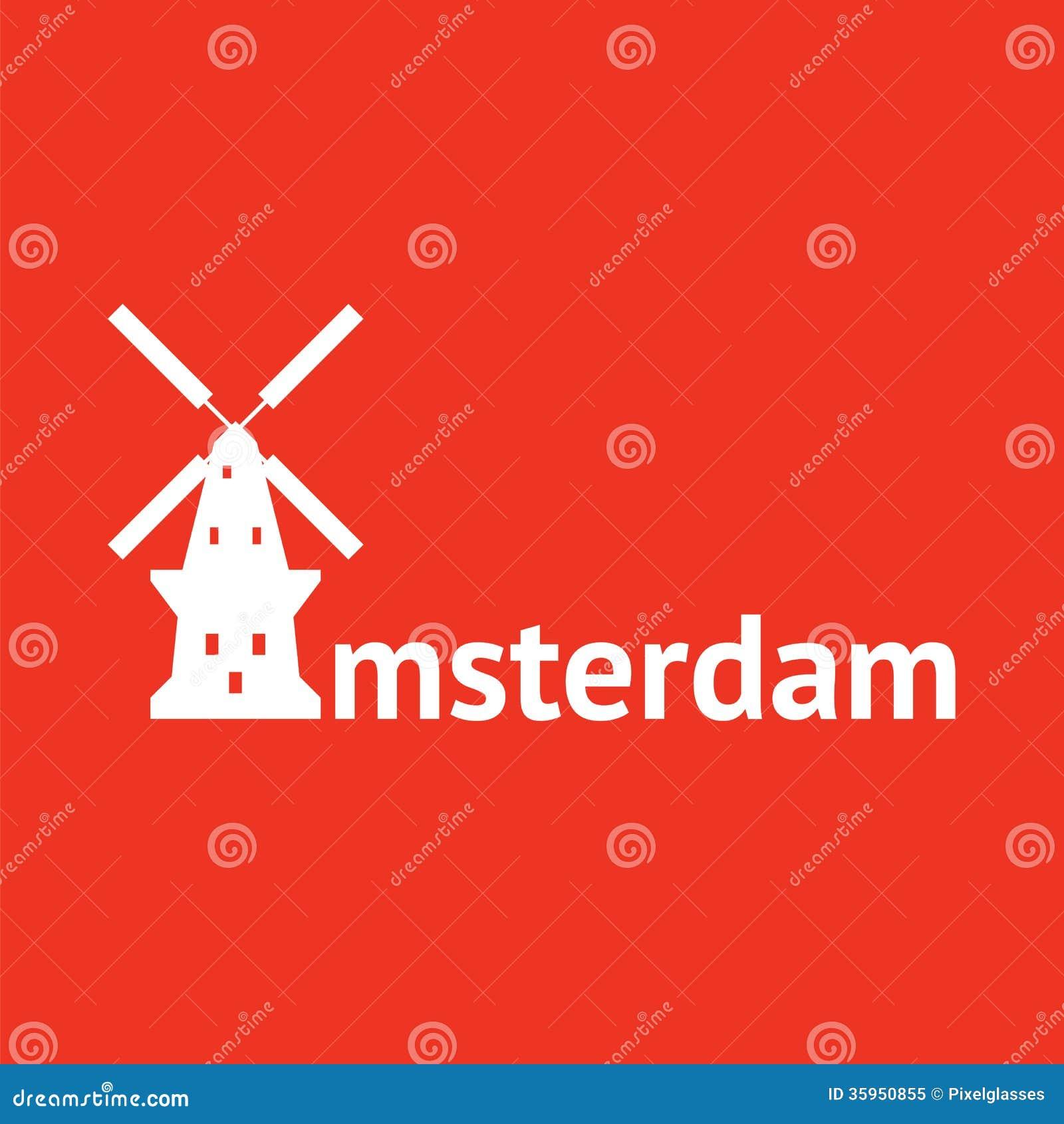 Amsterdam - De Gooyer Windmill