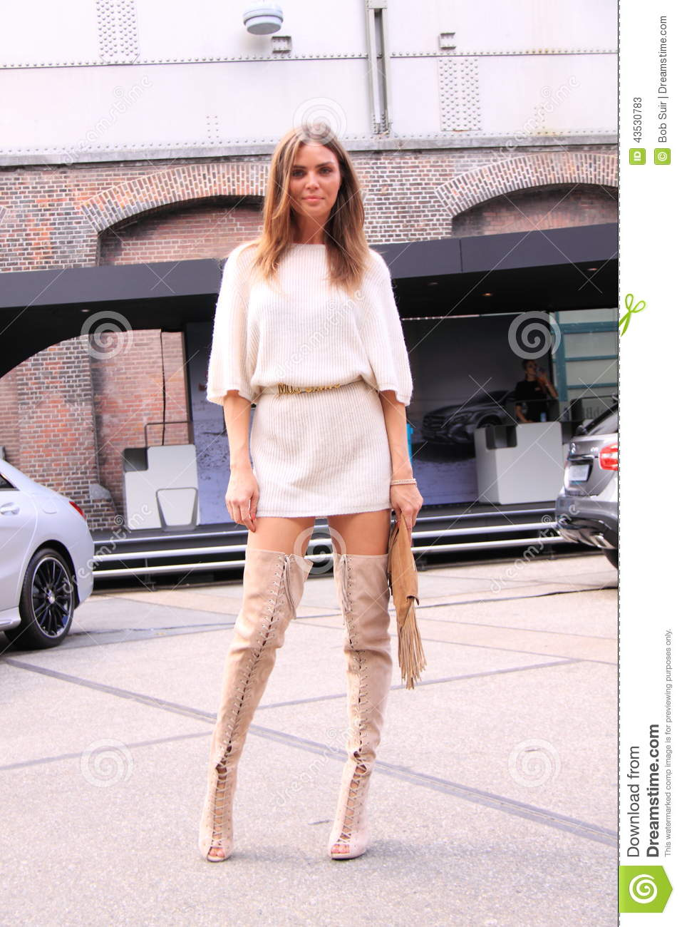 Amsterdam Fashion Week Street Style Kim Feenstra Editorial