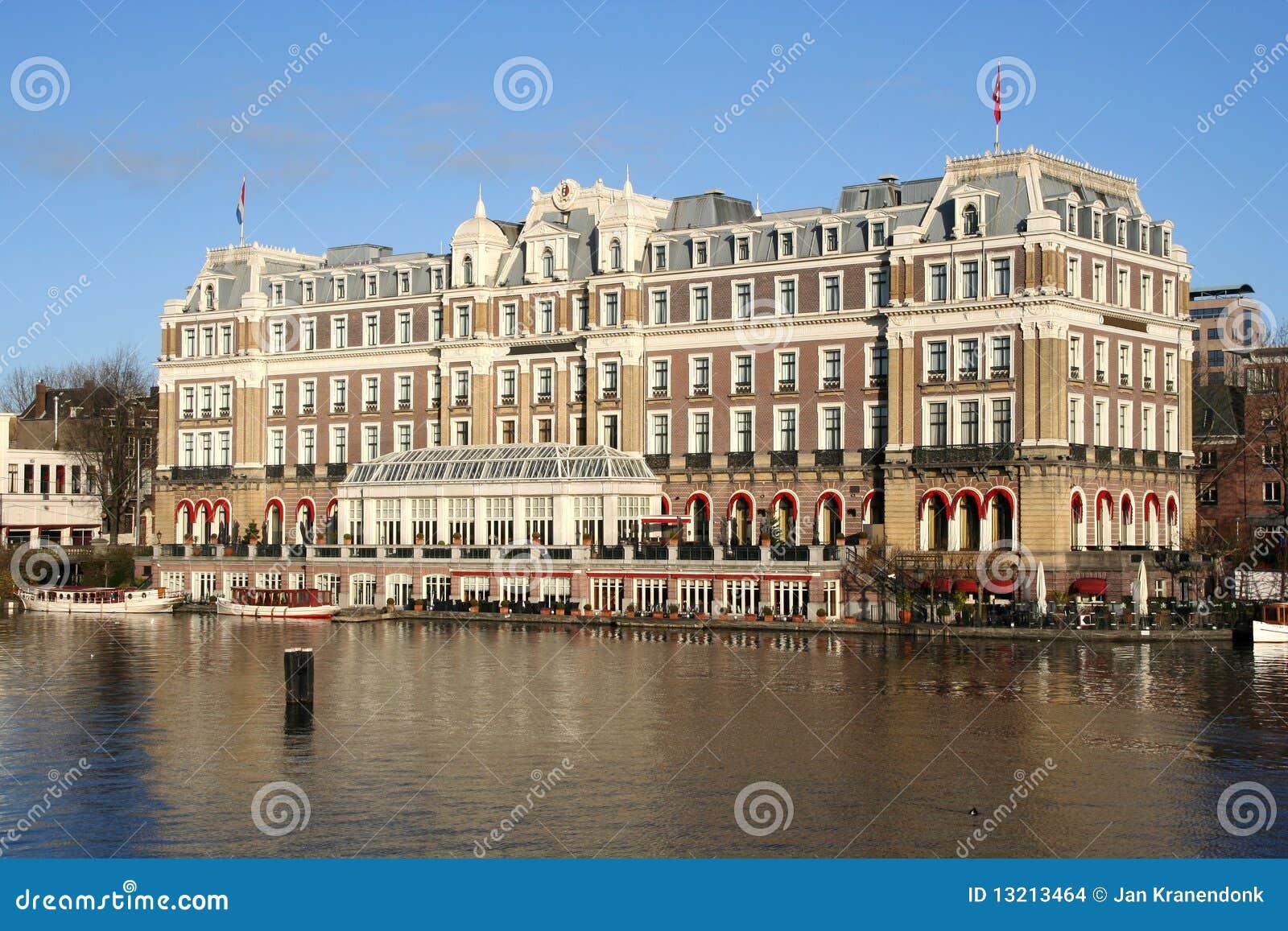 Amsterdam hotell