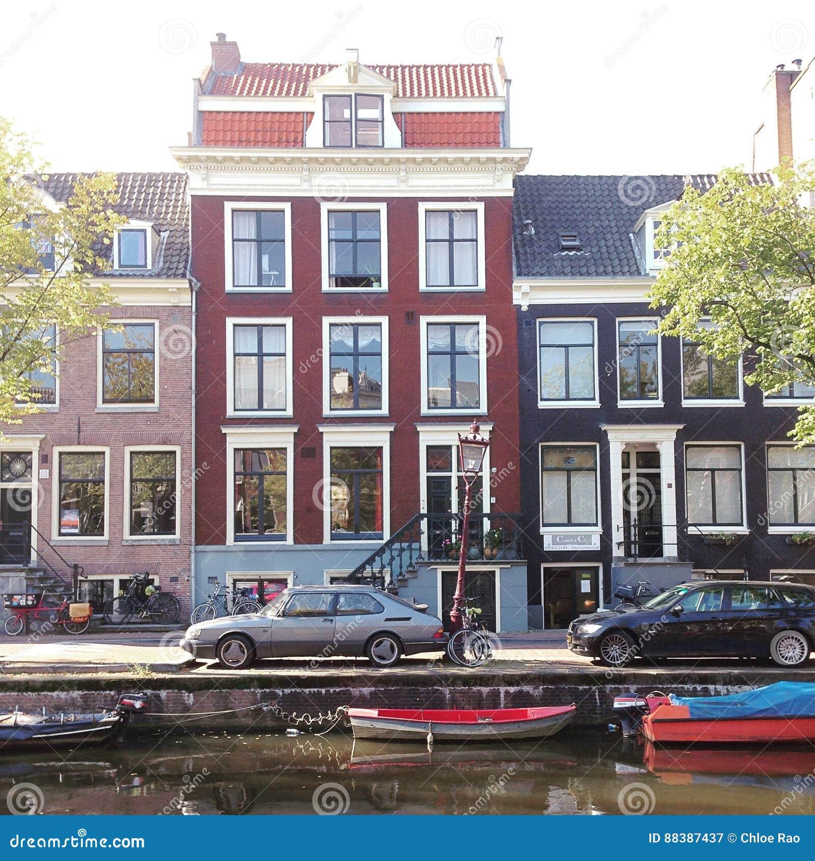 Amsterdam-Kanalstraße