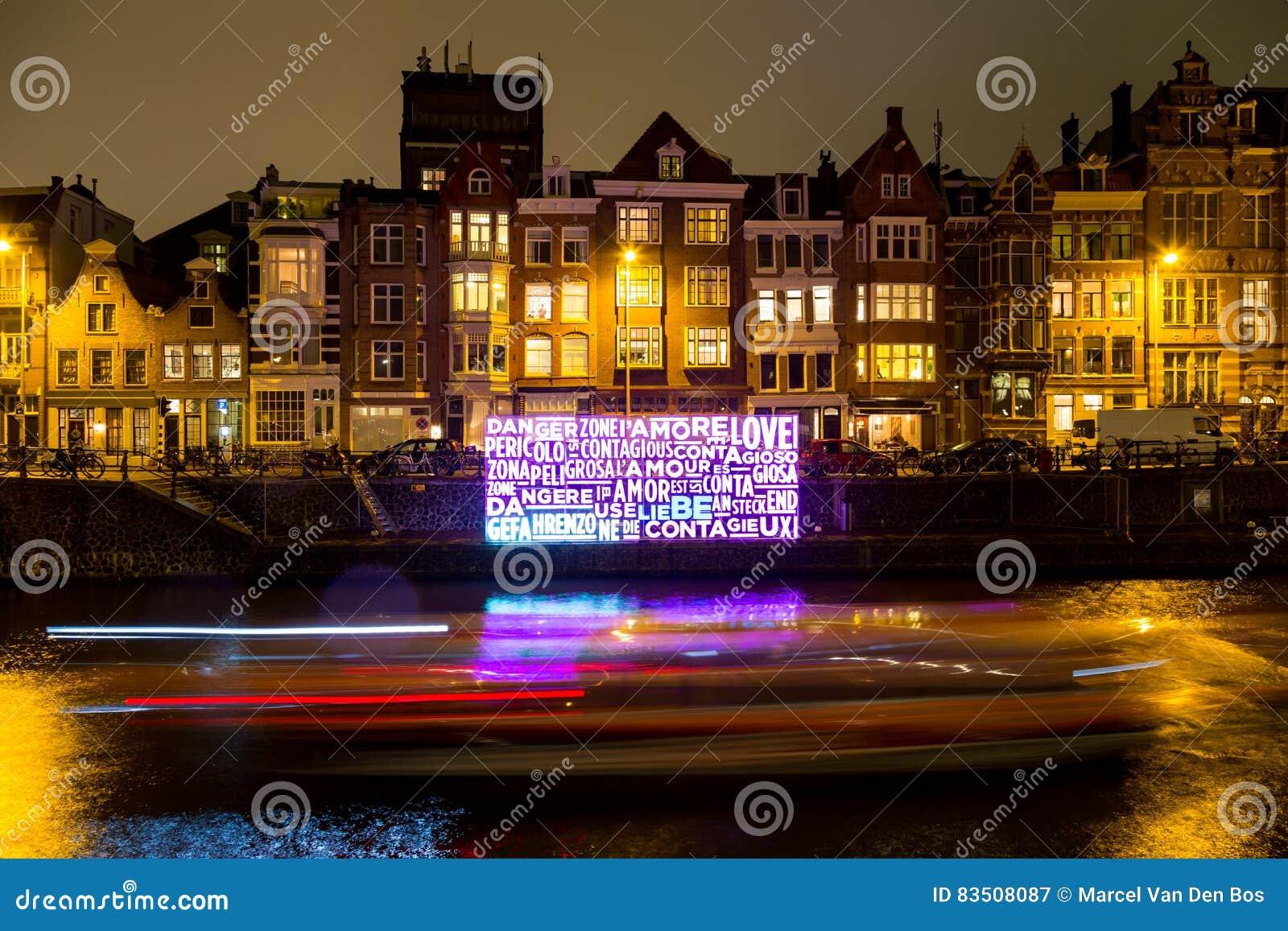 Licht Tour Amsterdam : Amsterdam licht festival zusammen redaktionelles
