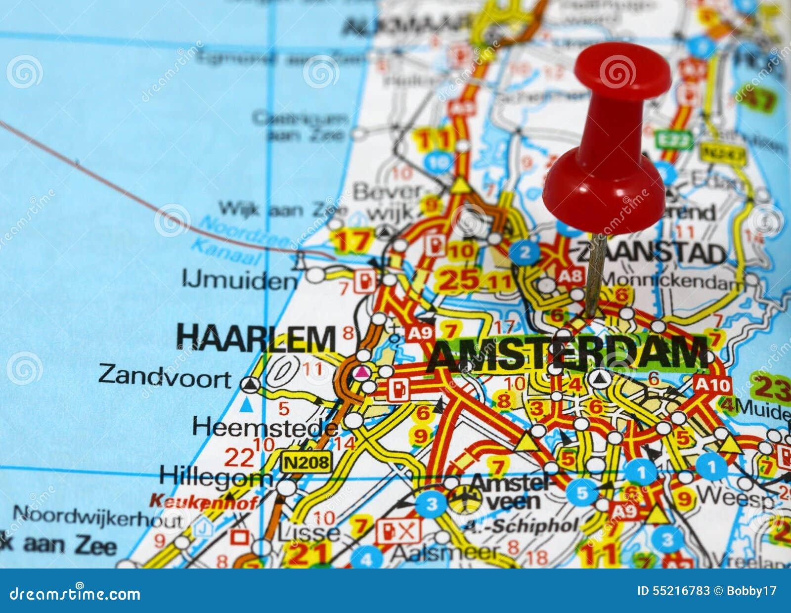 Amsterdam Stock Photo - Image: 55216783