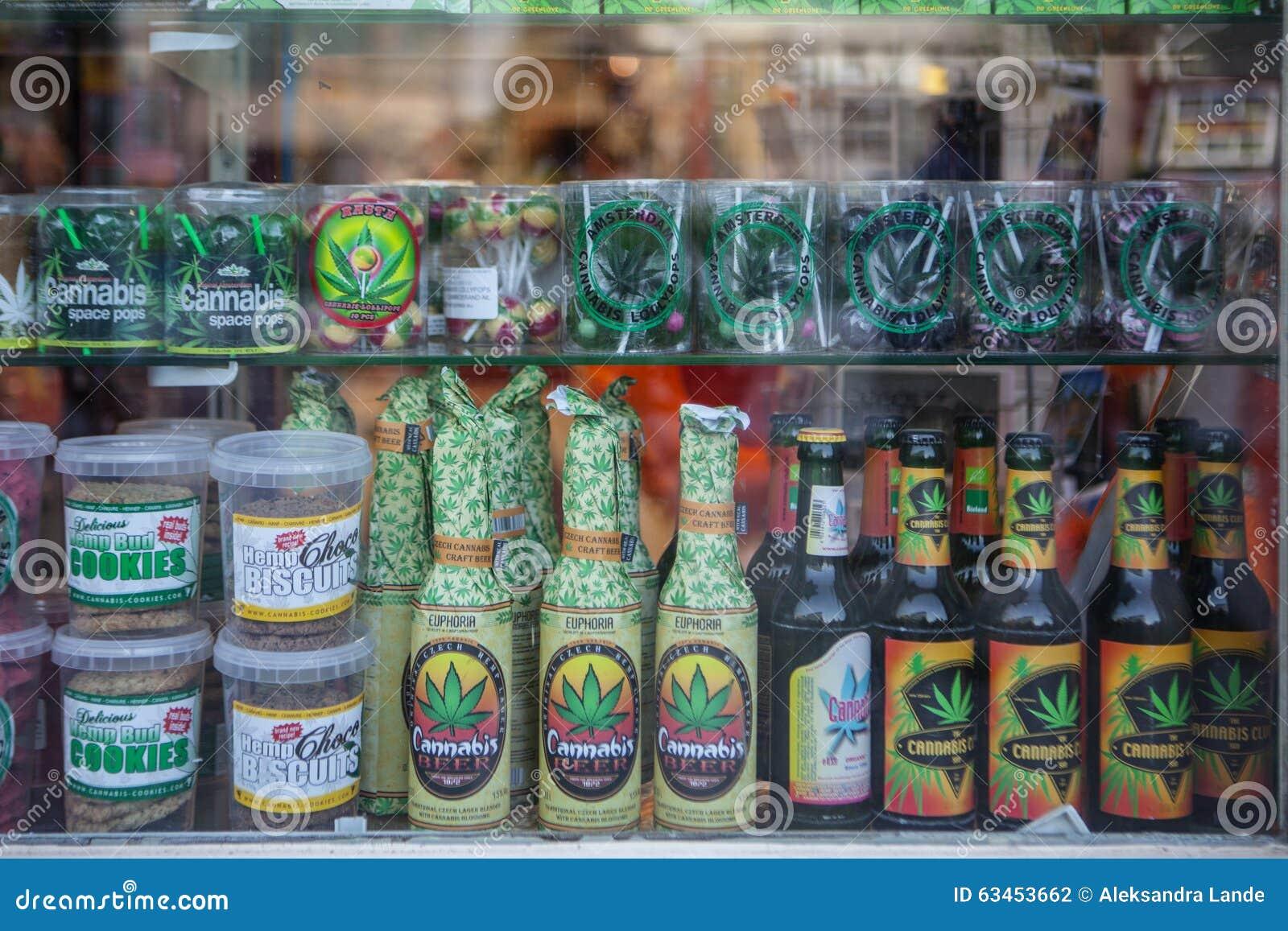 Amsterdam weed online shop