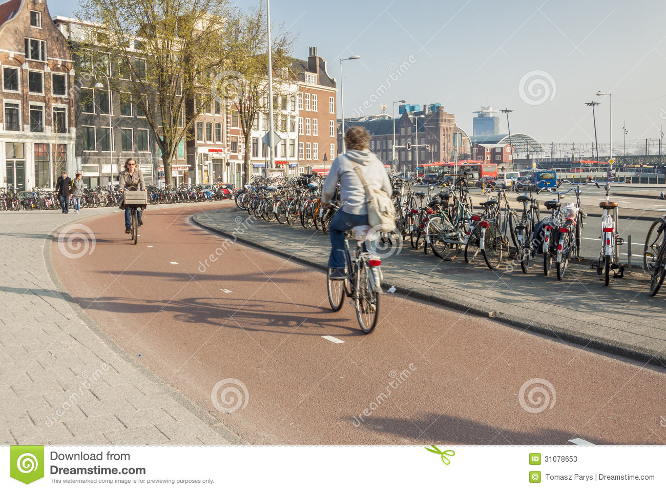 how to work in amsterdam