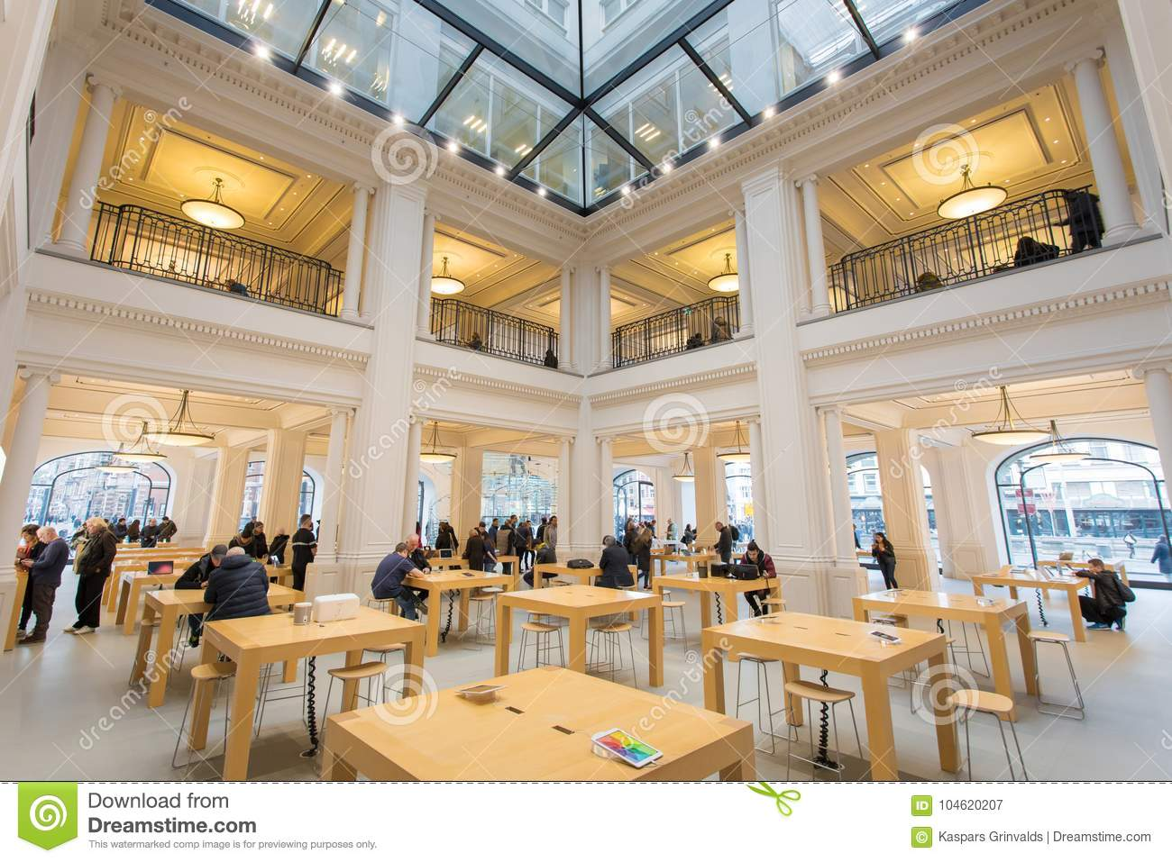 interior view photography. Brilliant Interior Download AMSTERDAM NETHERLANDS Interior View Of Apple Store In Amsterdam  Editorial Photography  Inside C