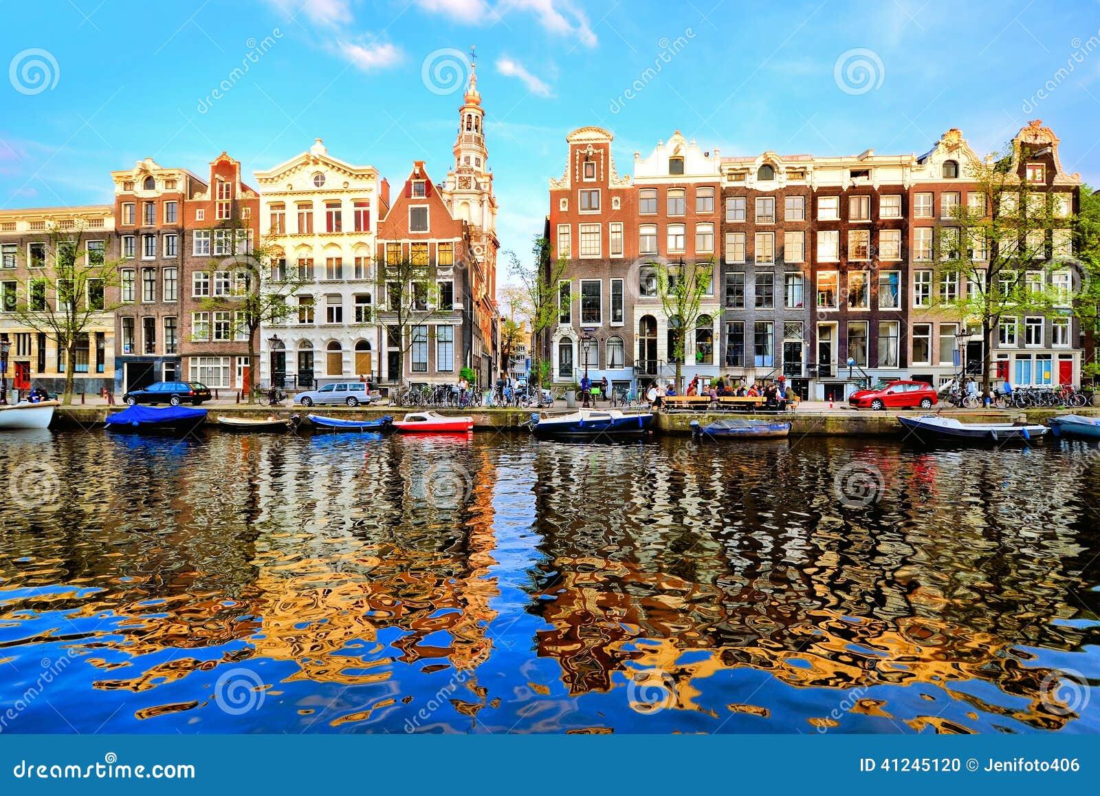 Amsterdam odbicia
