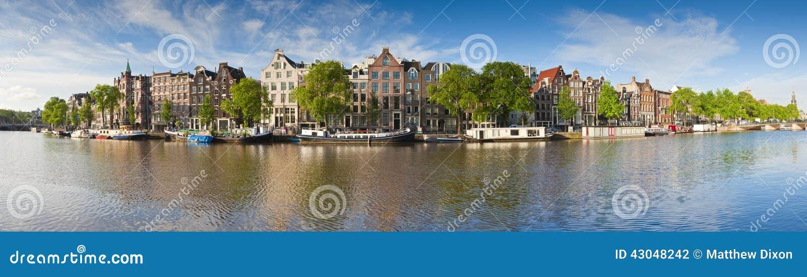 Amsterdam odbicia, Holandia