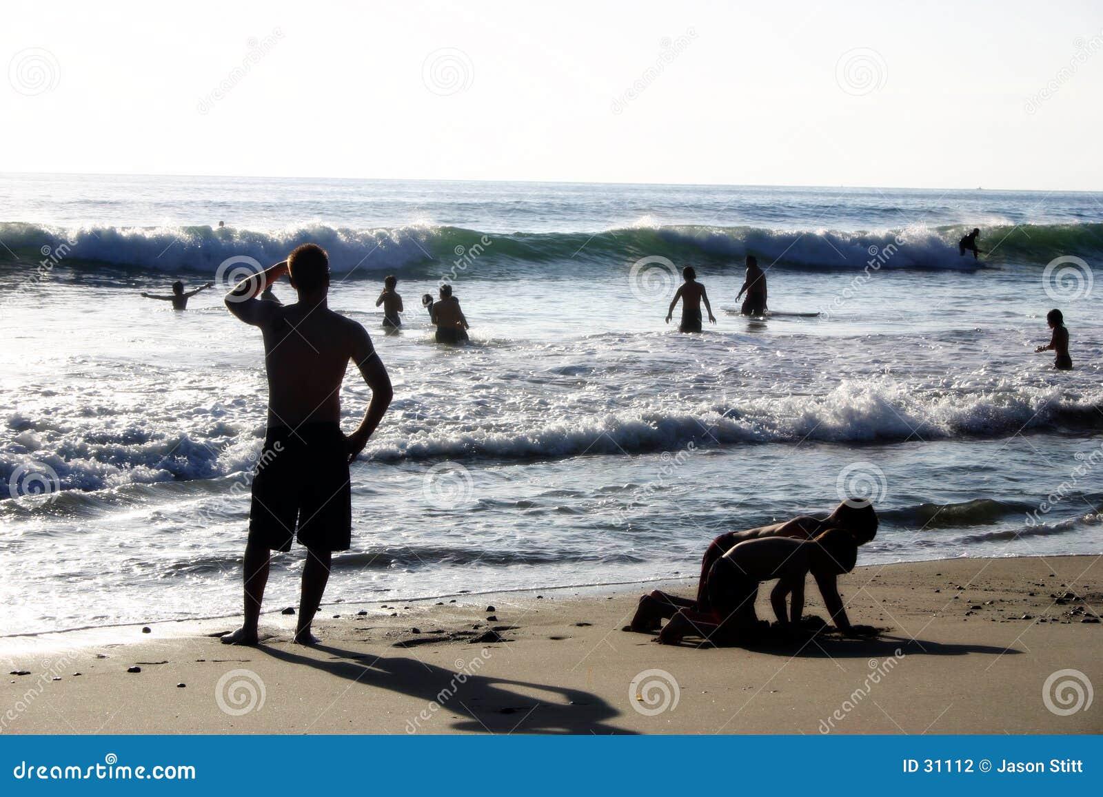Amusement de plage