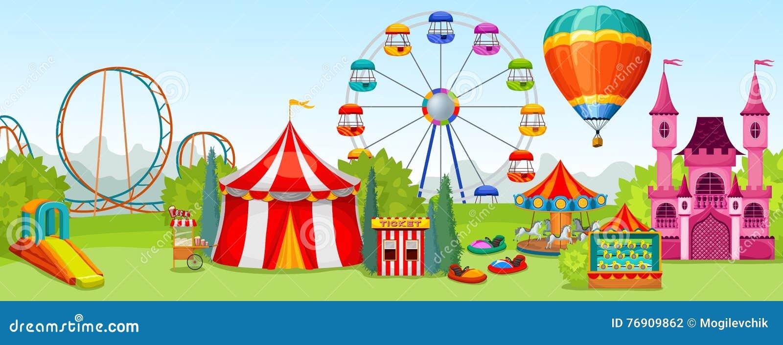 Amusement Park Concept