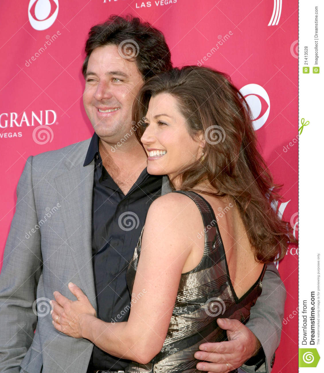 Amy Grant, Vince Gill Editorial Stock Photo. Image Of