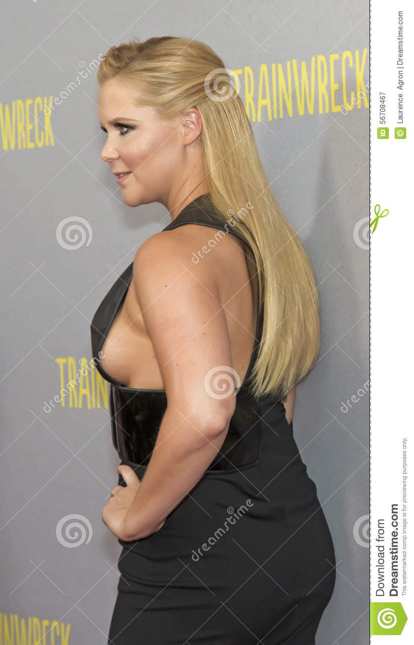 Amy Schumer Editorial Photography Image Of York