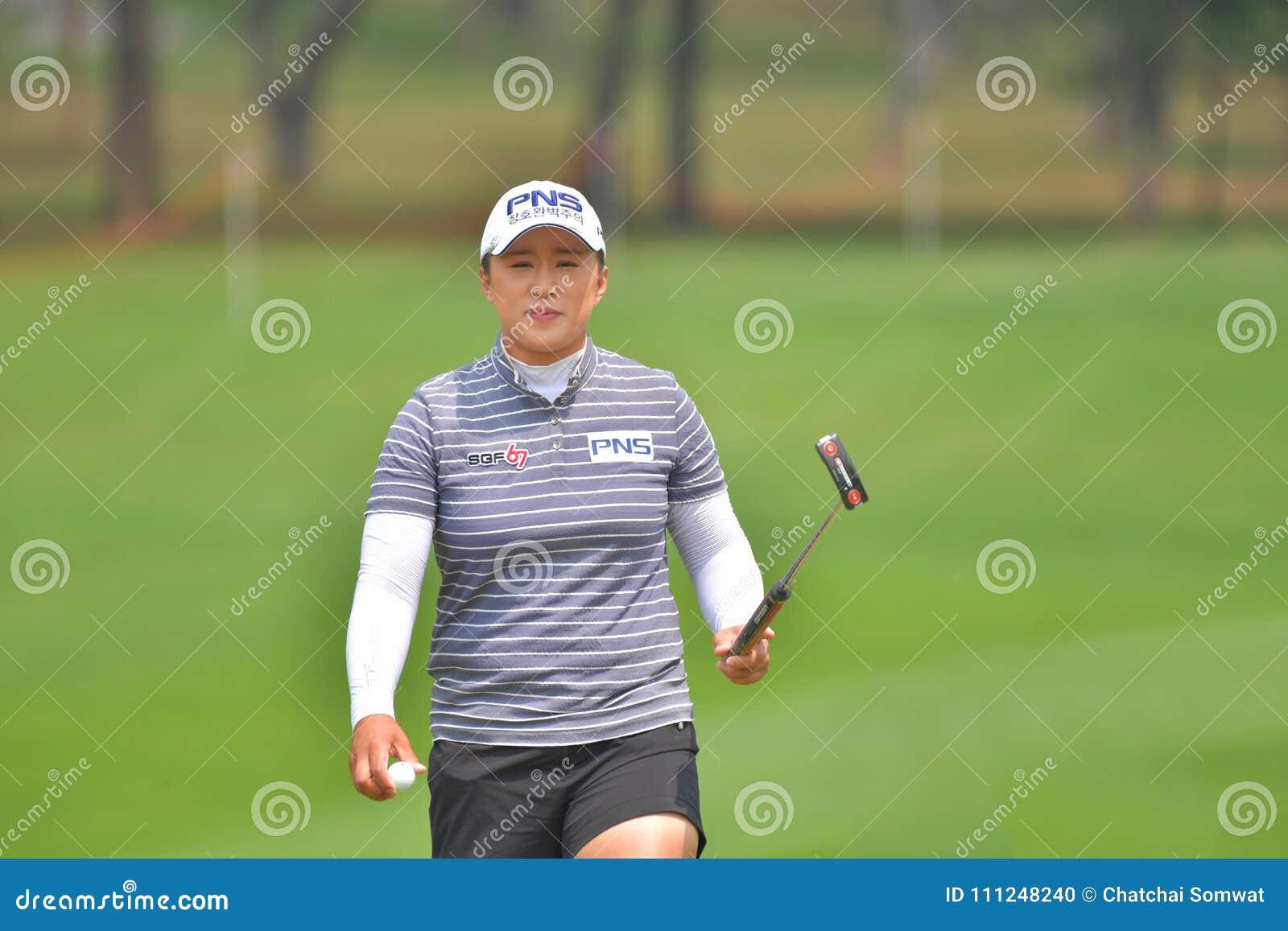 Amy Yang In Honda Lpga Thailand 2018 Editorial Image Image Of Chip