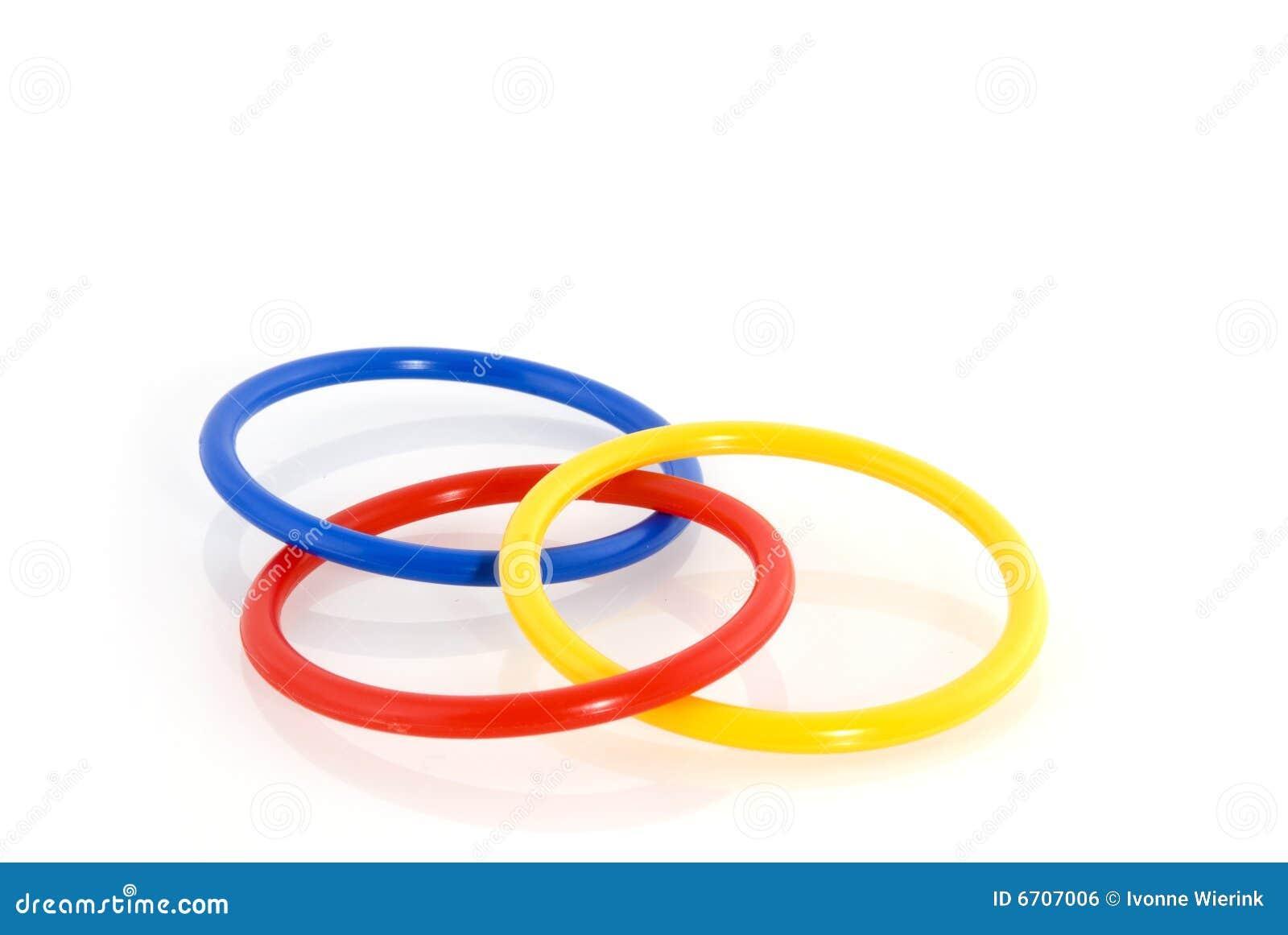 Anéis mágicos