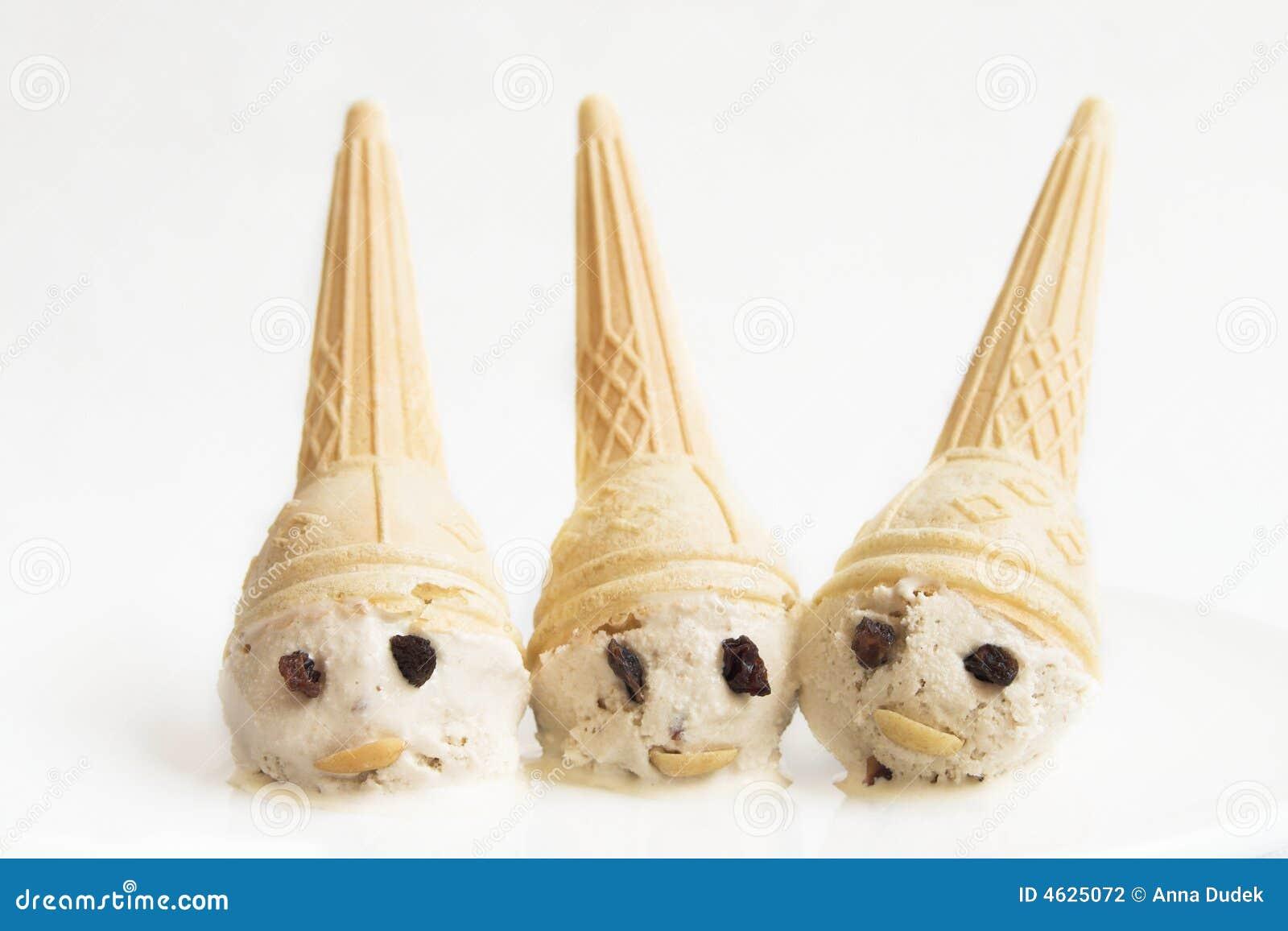Anões do gelado