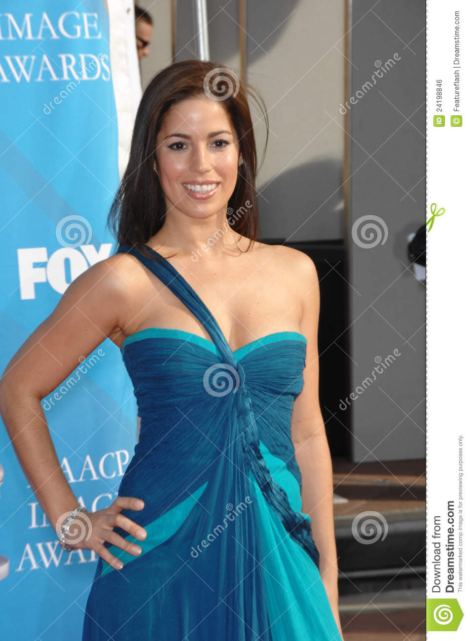 ana ortiz height