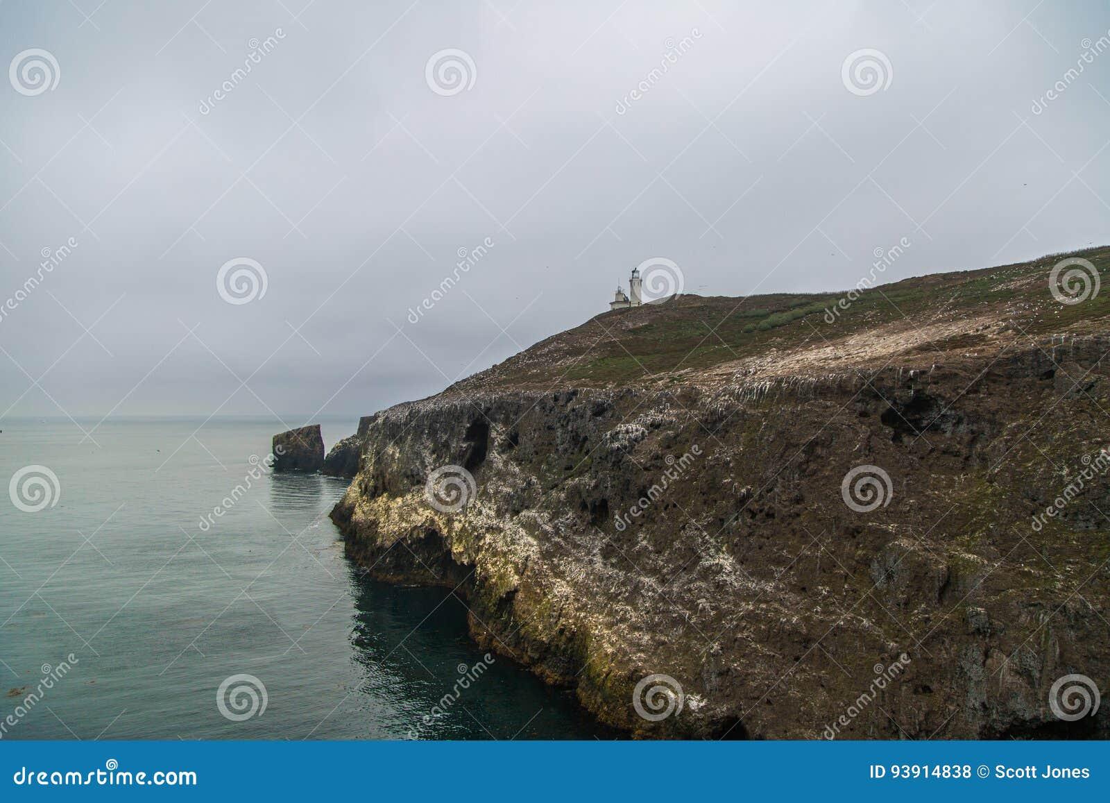 Anacapa Insel
