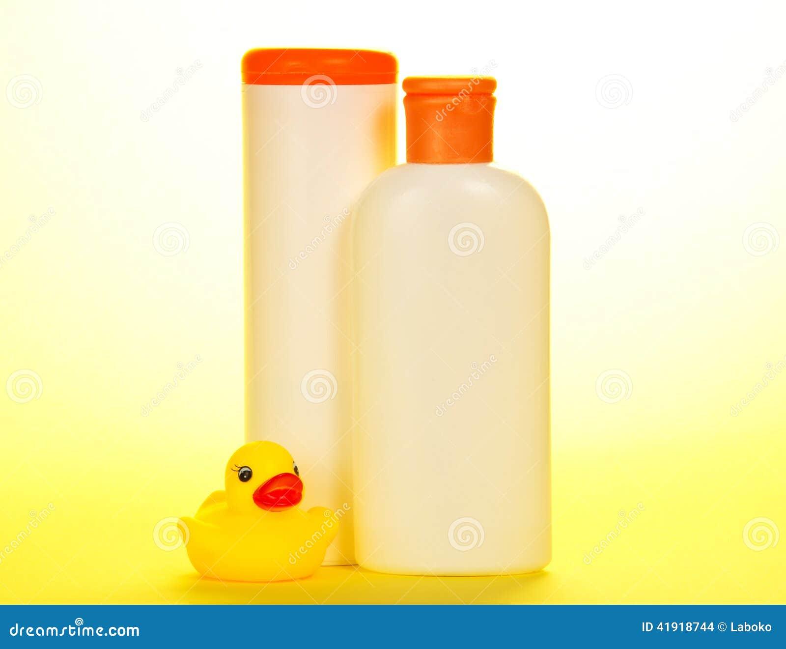 Anadón y sistema de goma de los cosméticos de los niños