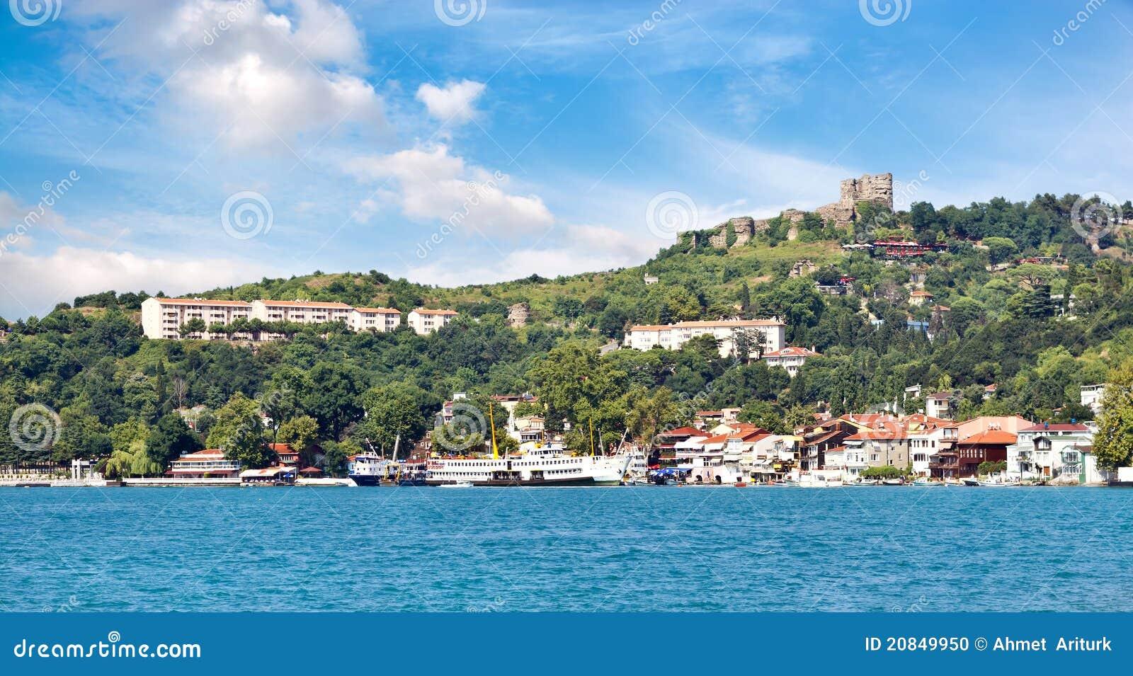 Anadolu Kavagi, Istanbul Stock Photo - Image: 20849950