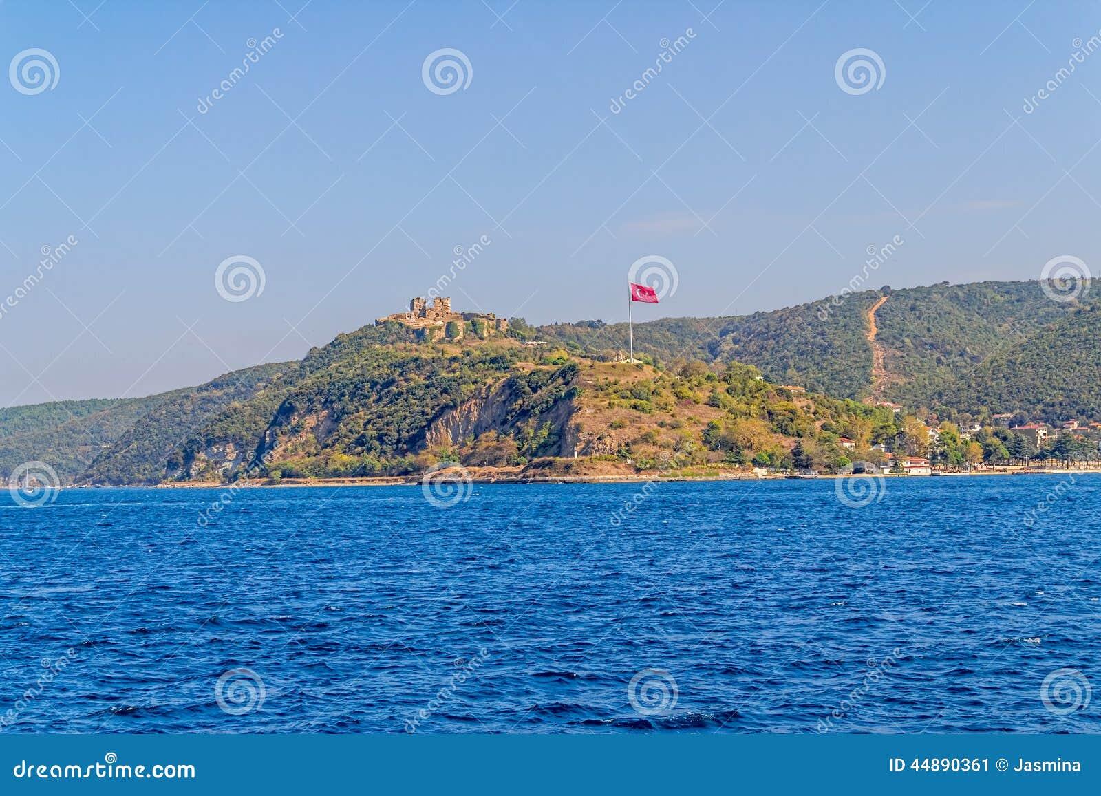 Anadolu Kavagi Stock Photo - Image: 44890361